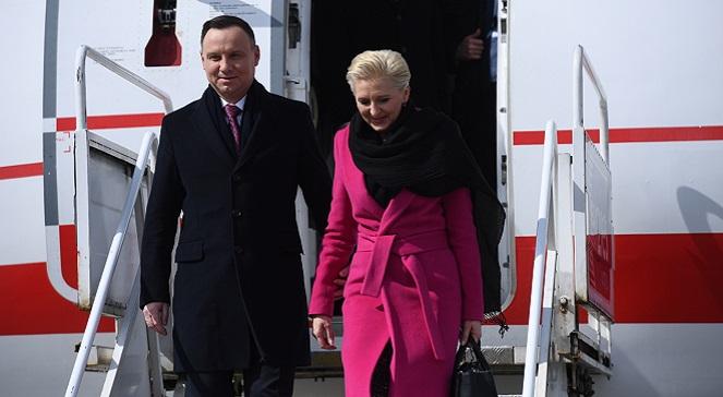 Начался официальный визит президента Польши в Венгрию