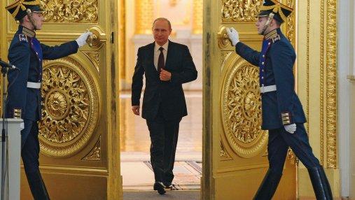 У Путина заявили об отсутствии у него конкурентов на выборах президента