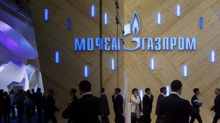 Украина конфисковала все средства Газпрома