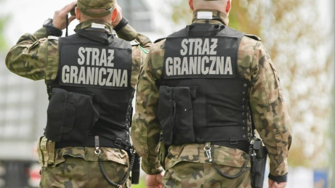3 африканців незаконно пішки перетнули польсько-український кордон