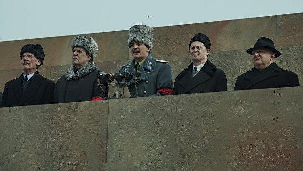 В РФ запретили показывать фильм Смерть Сталина