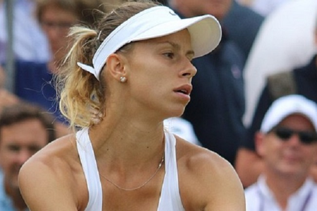 Tennis: Poland's Linette out of Tianjin Open