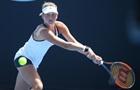 Костюк добыла волевую победу на старте квалификации Austalian Open