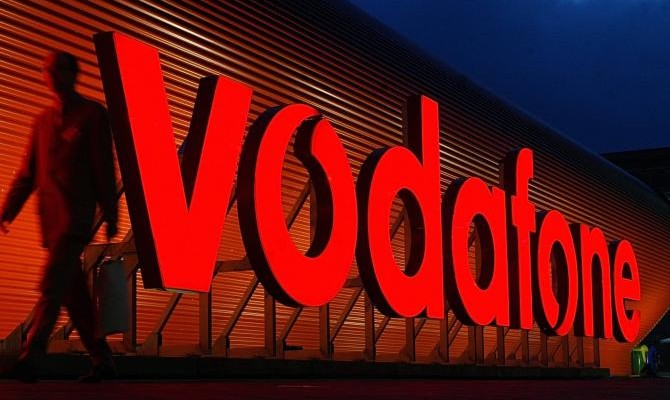 Мобильная связь «Vodafone» снова отсутствует в Луганской области