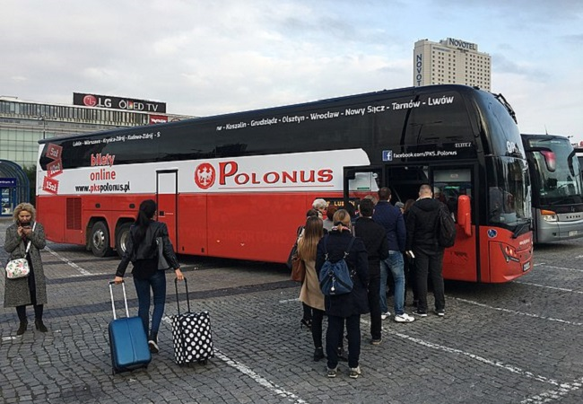 Polish buses to connect 250 towns and cities