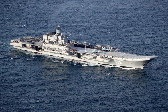 Россия построит новый авианосец