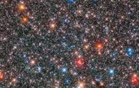 Хаббл передал снимок звезд в центре Млечного Пути