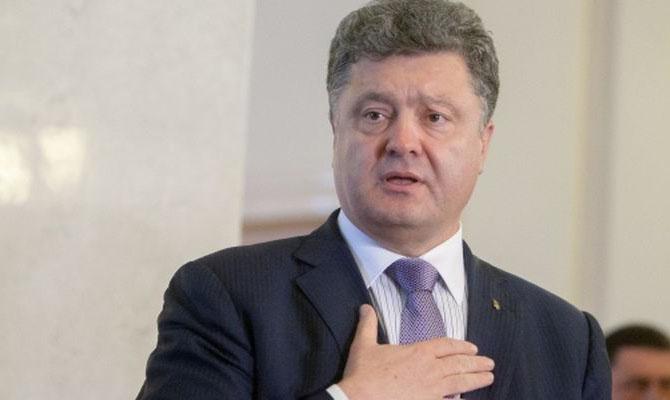 Порошенко заявил о росте боеготовности ВСУ