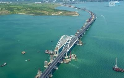 В России будут награждать медалью за строительство Крымского моста