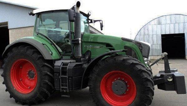 В Украине за биткоины продается трактор
