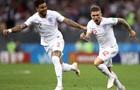 Сборная Англии установила рекорд по количеству голов со стандартов на ЧМ