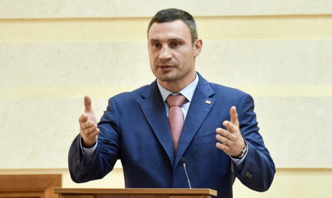 Кличко хочет реструктуризировать долги киевлян перед «Нафтогазом»