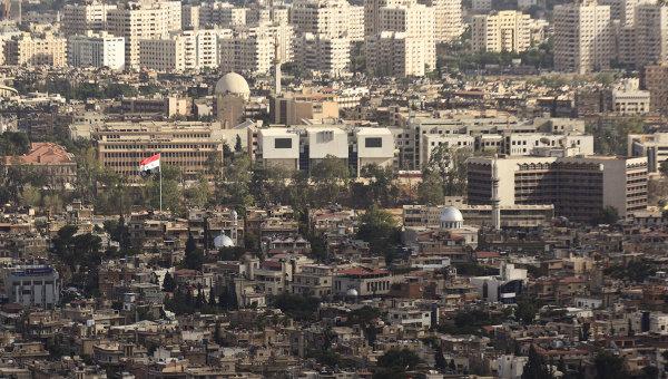 Боевики обстреляли выставку в Дамаске, есть жертвы