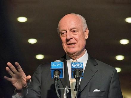 В ООН предложили возобновить мирные переговоры по Сирии