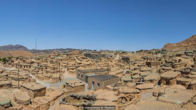 Iran's ancient village of little people