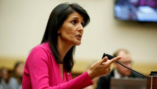 Россия убила резолюцию по расследованию химических атак в Сирии, – постпред США в ООН