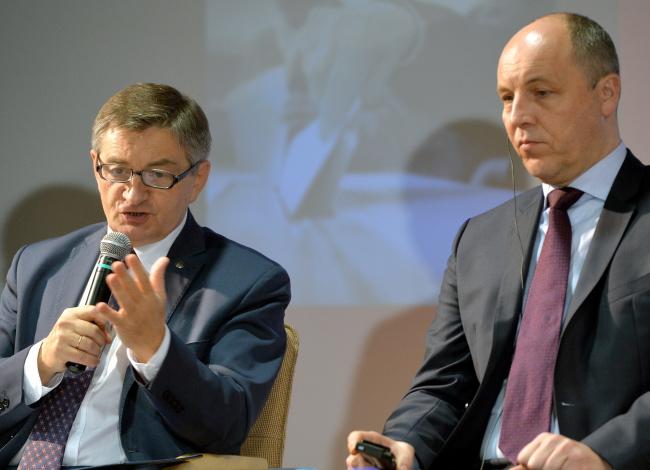 У Перемишлі обговорюють парламентські традиції Центрально-Східної Європи