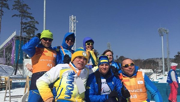 Украинские паралимпийцы получат 90 миллионов гривен премий за победы