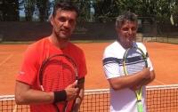 Бывший футболист Милана дебютирует в профессиональном теннисе
