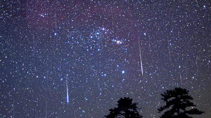 Осенний звездопад: где и когда смотреть на метеорный поток