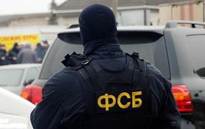 ФСБ заявила о задержании двух украинцев в Крыму