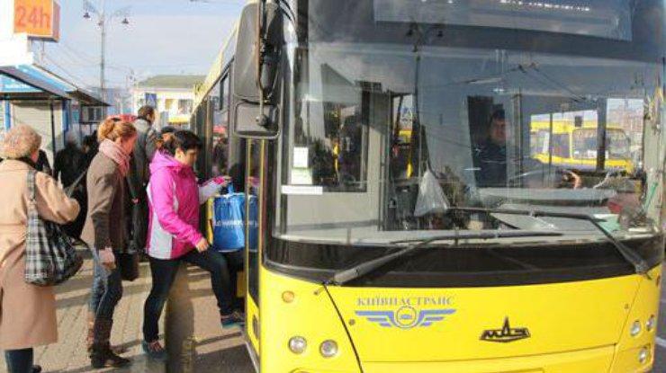 Цены на проезд в Киеве снова взлетят