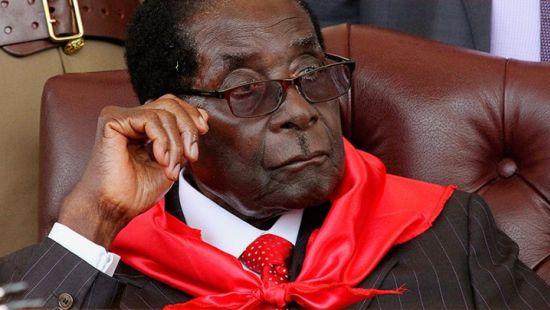 ВОЗ назначила президента Зимбабве послом доброй воли