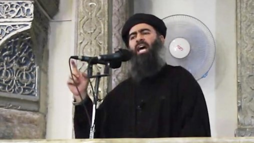 Военные США захватили в плен уже убитого главаря Исламского государства аль-Багдади
