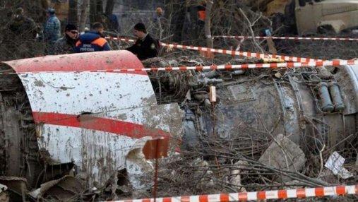 Смоленская катастрофа: ПАСЕ требует от России вернуть Польше обломки самолета Качиньского