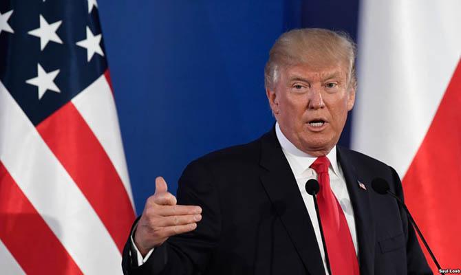 Трамп прокомментировал обвинения в использовании расистских выражений