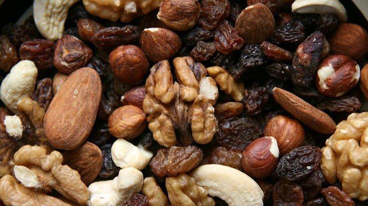 Какие орехи нельзя есть мужчинам
