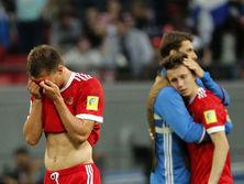 Решающий поединок сборная России проиграла со счетом 1:2