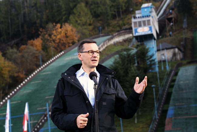 Millions for ski-jump hills in Poland's Zakopane
