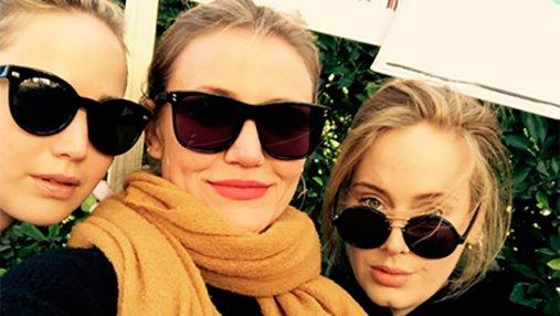 Адель, Натали Портман, Мила Кунис и другие: какие звезды вышли на Марш женщин 20 января – фото