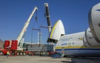 Украинский гигант Мрия устанавливает очередной рекорд