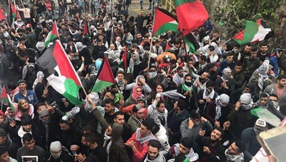 Палестина может отказаться от договоров с Израилем