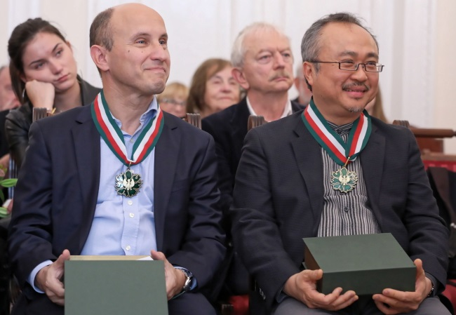 Foreign musicians awarded for service to Poland