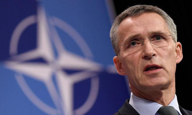 НАТО не хочет новой холодной войны c Россией, - Столтенберг