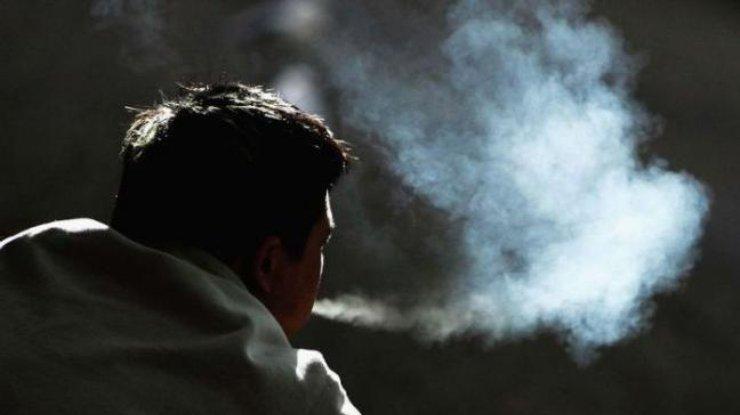 Курение связано с ожирением - ученые
