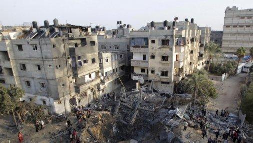 Израиль снова нанес удар по ХАМАСу: поражено 50 целей