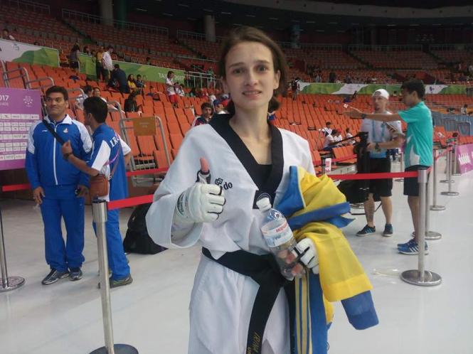 Украинка Ромолданова выиграла золото на Универсиаде