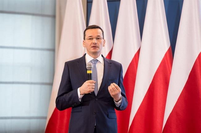 Матеуш Моравєцький оголосив програму спорудження 22 нових мостів