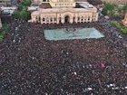 Мы победили!: в Ереване проходит митинг на площади Республики после отставки Саргсяна. ПРЯМАЯ ТРАНСЛЯЦИЯ