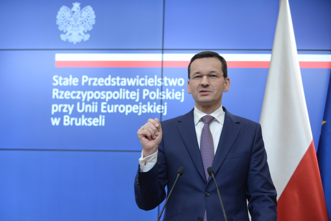 Польша выступает за увеличение взносов в бюджет ЕС до 1,2 процентов ВНД