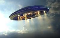 В небе над США видели меняющий форму НЛО