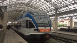 В Беларуси запустили скоростной поезд Минск-Варшава