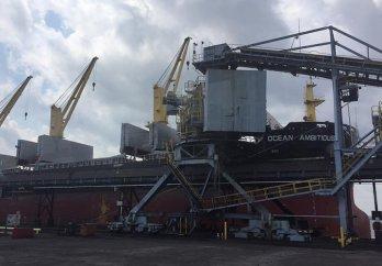 Американская XCoal отгрузила первую партию угля в Украину