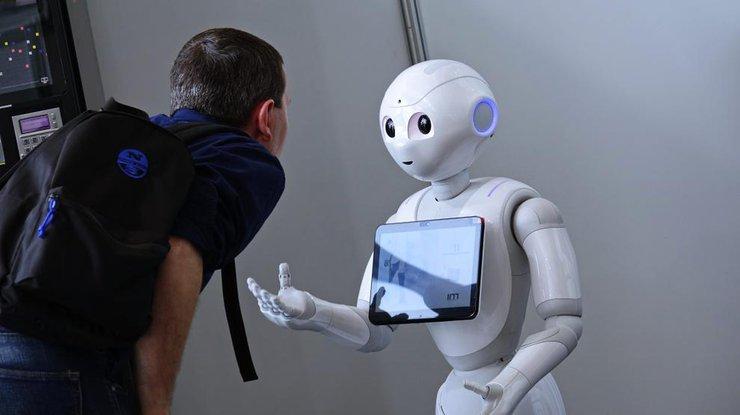 В парламенте впервые выступит робот
