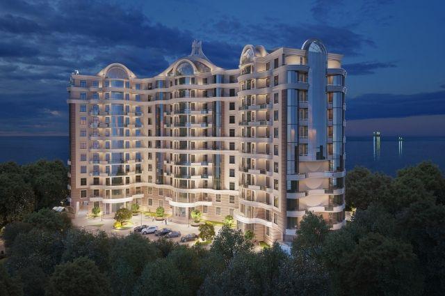Компания «ЗАРС» начинает строительство дома с ландшафтным парком