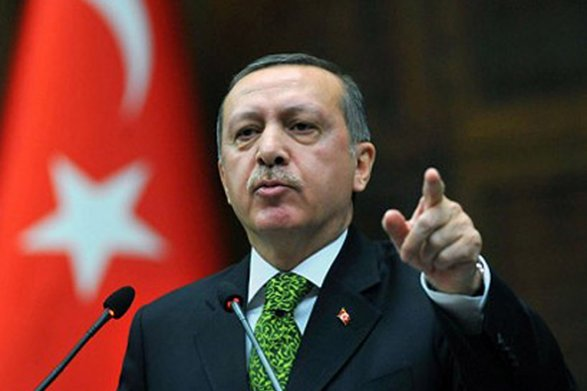 Эрдоган: «Террористы бегут из Африна»